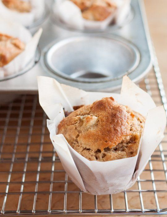 Recipe: Banana Nut Muffins — Breakfast Recipes from The Kitchn | The Kitchn