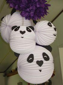 brownbird: Panda Party