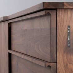 So awesome - Pullman Walnut Credenza from Schoolhouse Electric & Supply Co. | CHECK OUT MORE KITCHEN CABINET IDEAS AT DECOPINS.COM | #kitchencabinets #kitchen #cabinet #kitchencabinet #kitchencabinets #kitchenstorage #pantry #pantries #storage #antiquecabinet #bluecabinet #purplecabinet #pinkcabinet #blackcabinet #whitecabinet #redcabinet #greencabinet #yellowcabinet