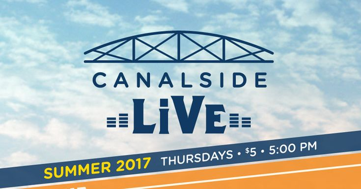 Canalside has announced the line-up for its Summer Concert Series. This year, the concerts are no longer free. Instead they are a nominal cost – $5 ticket fee. Canalside notes that the fee wi…