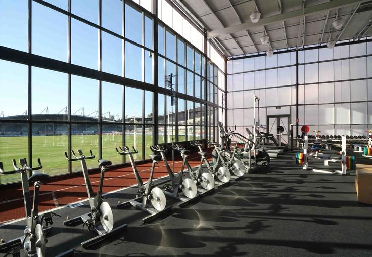 Carlton Football Club -  Gym Facility