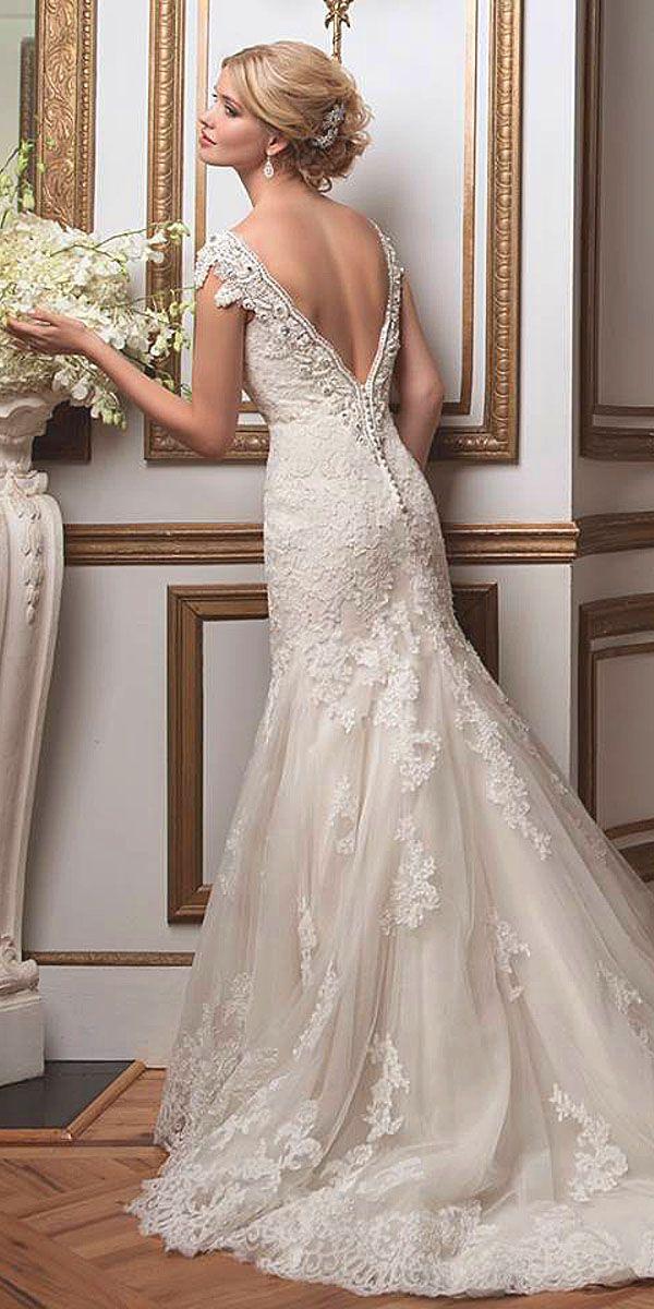 Justin Alexander Wedding Dresses 5 - Deer Pearl Flowers / http://www.deerpearlflowers.com/wedding-dress-inspiration/justin-alexander-wedding-dresses-5/