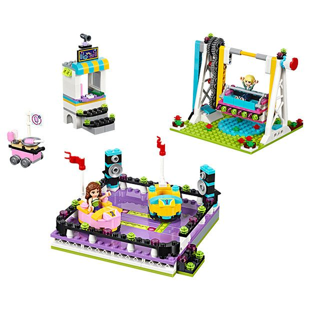 Images for the Summer's new line of LEGO Friends sets including the much anticipated Amusement Park sub-theme!Michele Moore