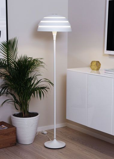 Covetto - floor lamp. Made in Sweden by Belid