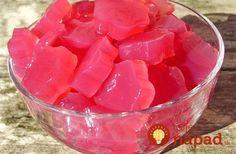 Vynikajúce ovocné žuvačky bez cukru a umelých farbív. Chutia lepšie ako z obchodu a sú rozhodne aj zdravšie.