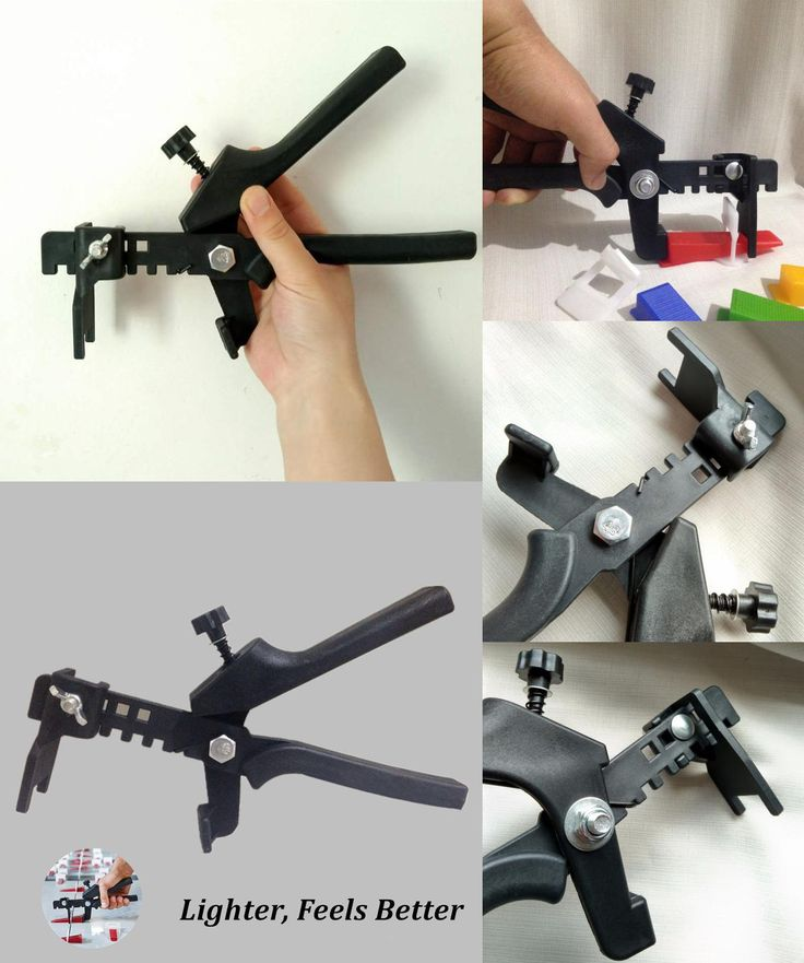 [Visit to Buy] New Floor Plier High Quality Tile Locator Leveling System Pliers DIY Hand Tiling Installation Tools #Advertisement