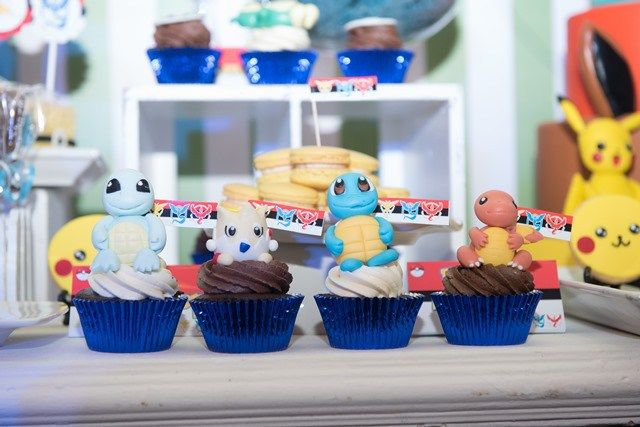 Ying Nan's Pokemon Themed Party – Sweets