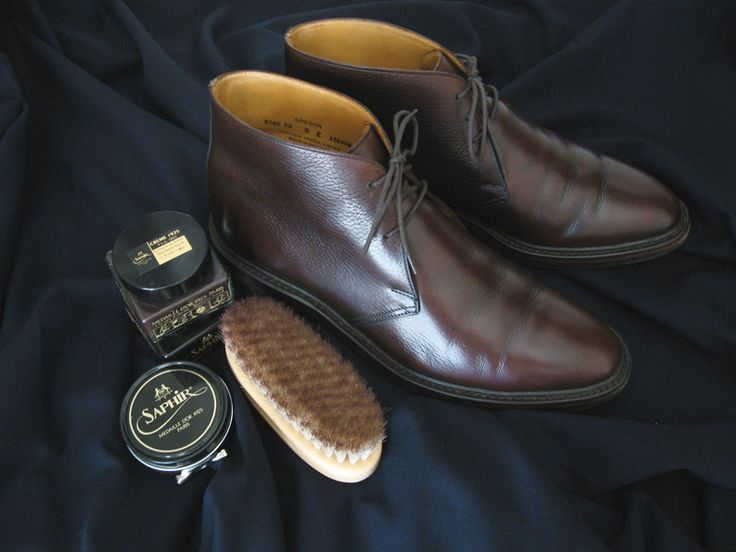 Five Tips For Polishing Shoes I spent a little bit of time this weekend  polishing an