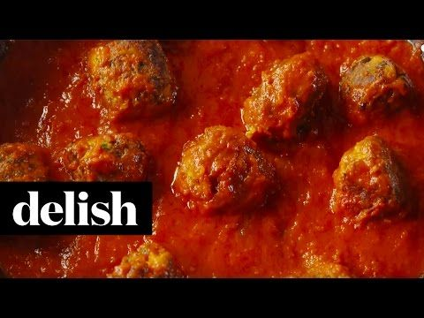 "Best Zucchini ""Meatballs"" - How To Make Zucchini ""Meatballs"""
