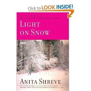 Light on Snow by Anita ShreveSnow Fil, Amazon Com, Second Book, People Book, Reading Wrings, Trav'Lin Lights, Nh Book, Anita Shreve