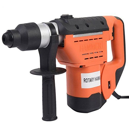 Soogo 1-1/2 SDS Electric Hammer Drill Set 1100W 110V Electric Rotary Hammer Drill Plus Demolition Bits Variable Speed Electric Drill Review https://cordlesscircularsawreview.info/soogo-1-12-sds-electric-hammer-drill-set-1100w-110v-electric-rotary-hammer-drill-plus-demolition-bits-variable-speed-electric-drill-review/