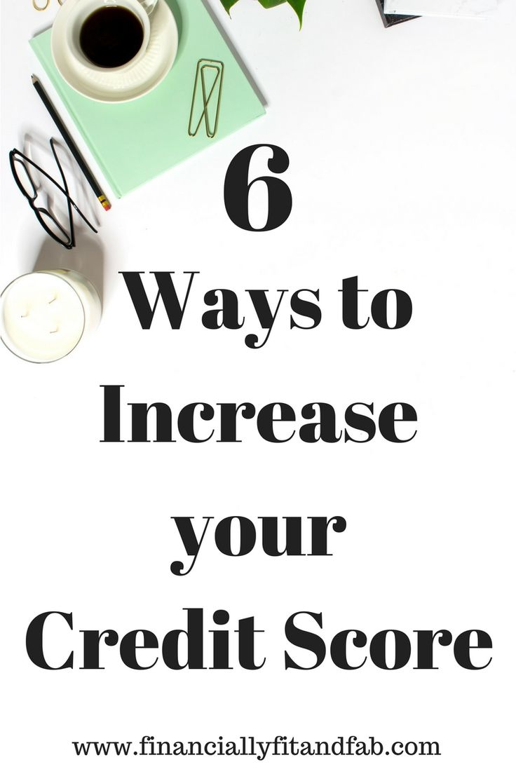 how to make your credit score jump