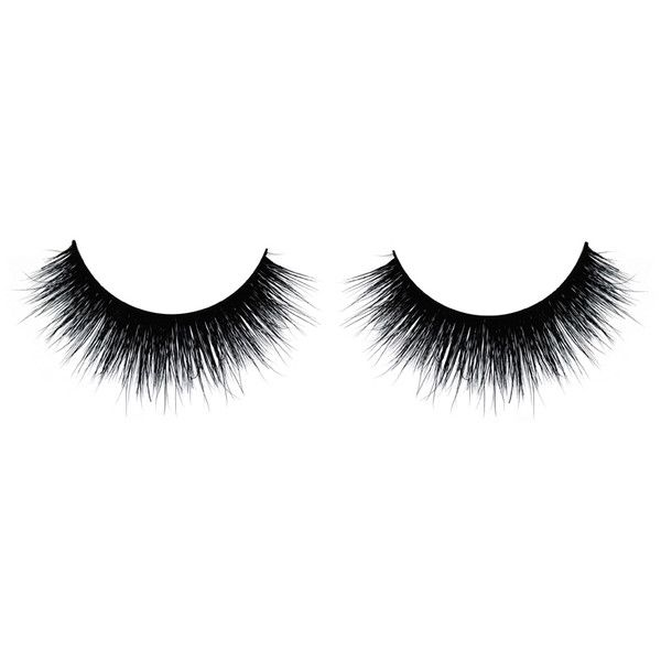 Flutterfluff Black Raquel Mink Lashes ($27) ❤ liked on Polyvore featuring beauty products, makeup, eye makeup, false eyelashes, beauty, fillers, black, cosmetics, backgrounds und phrase