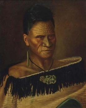 King Tawhiao - Collections Online - Museum of New Zealand Te Papa Tongarewa