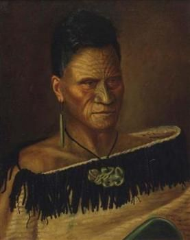 King Tawhiao - Collections Online - Museum of New Zealand Te Papa Tongarewa