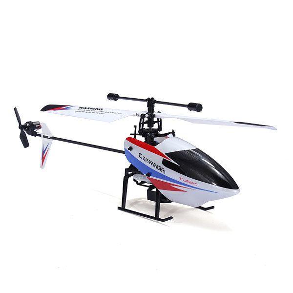 WLtoys V911-pro V911-V2 2.4G 4CH RC Helicopter With Original Package