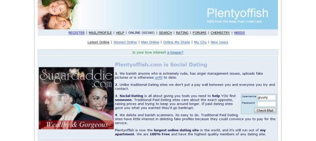 Still Wondering If You Should Join POF? Read On For Help: Plenty of Fish