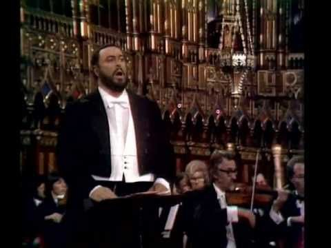 Luciano Pavarotti - Natale a Notre-Dame - Montreal, 1978, full.avi