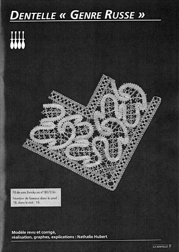 Insieme di disegni con foto e schemi(BOLILLOS) - Blancaflor1 - Álbumes web de Picasa