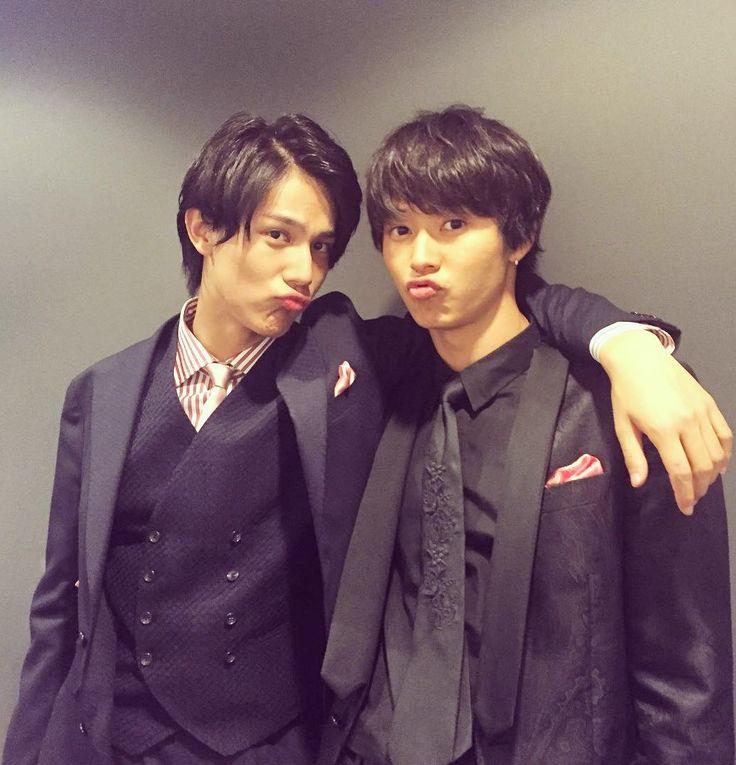 """[Pre-screening, 08/03/16] Taishi Nakagawa x Kento Yamazaki, J LA movie """" Shigatsu wa kimi no uso (your lie in April)"""". Release: Sep/10/2016"""