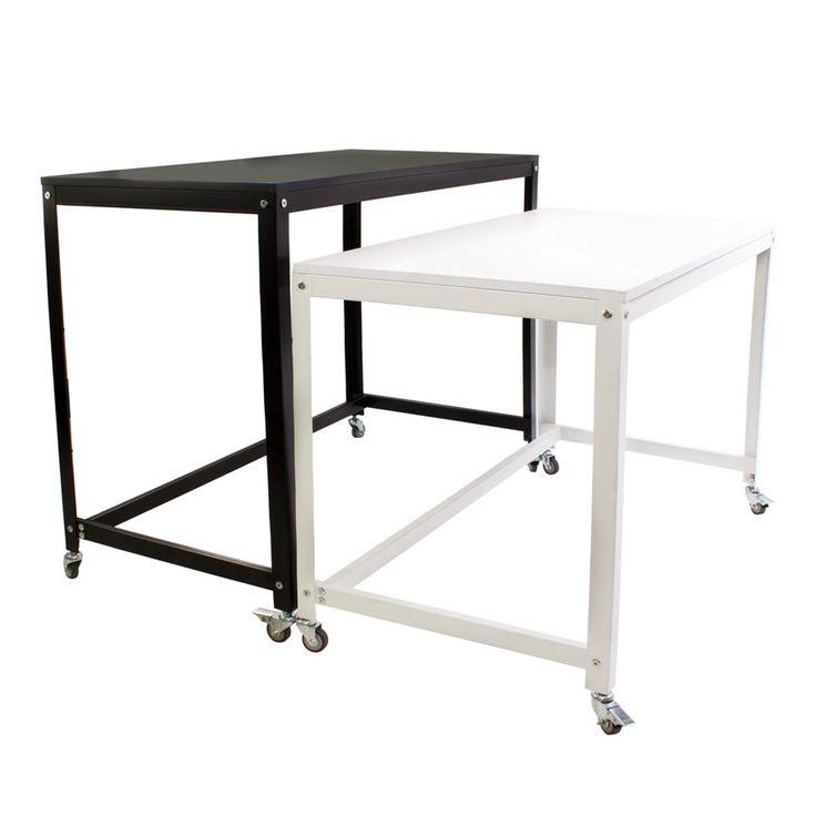 Wander PRO Mobile Vanity Station - Desk Height Vanity Table
