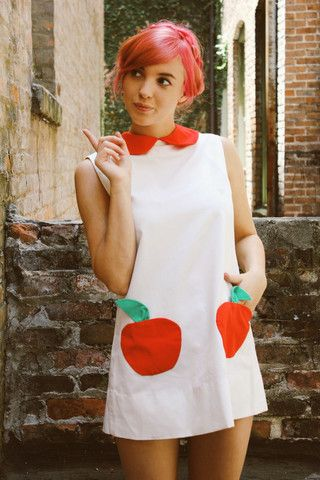 An Apple Day Dress   THE REVIVAL OUTPOST