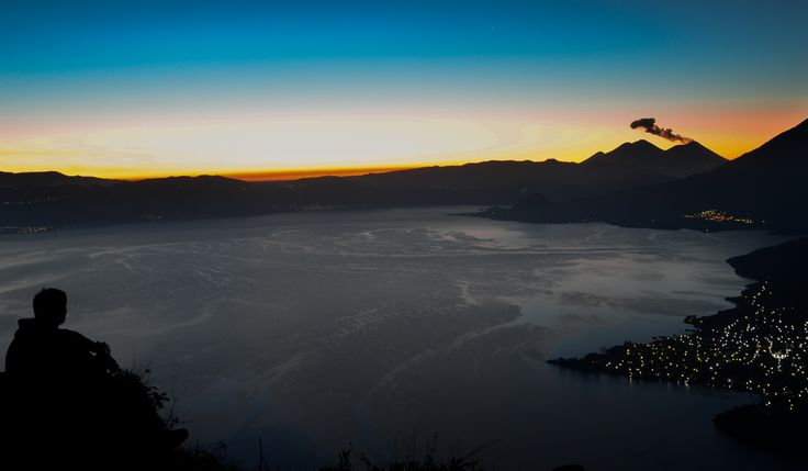 Lago Atitlán, Indian Nose, Guatemala http://janadyskantova.cz/gallery/central-america/