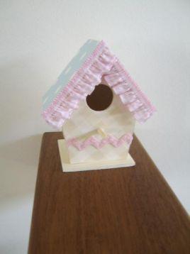Vogelhuisje nr.6 met oa.Pip Studio, Cozz, Esta behang - Kinderkamer | Inrichting en Decoratie - Marktplaats.nl - naam Zilver