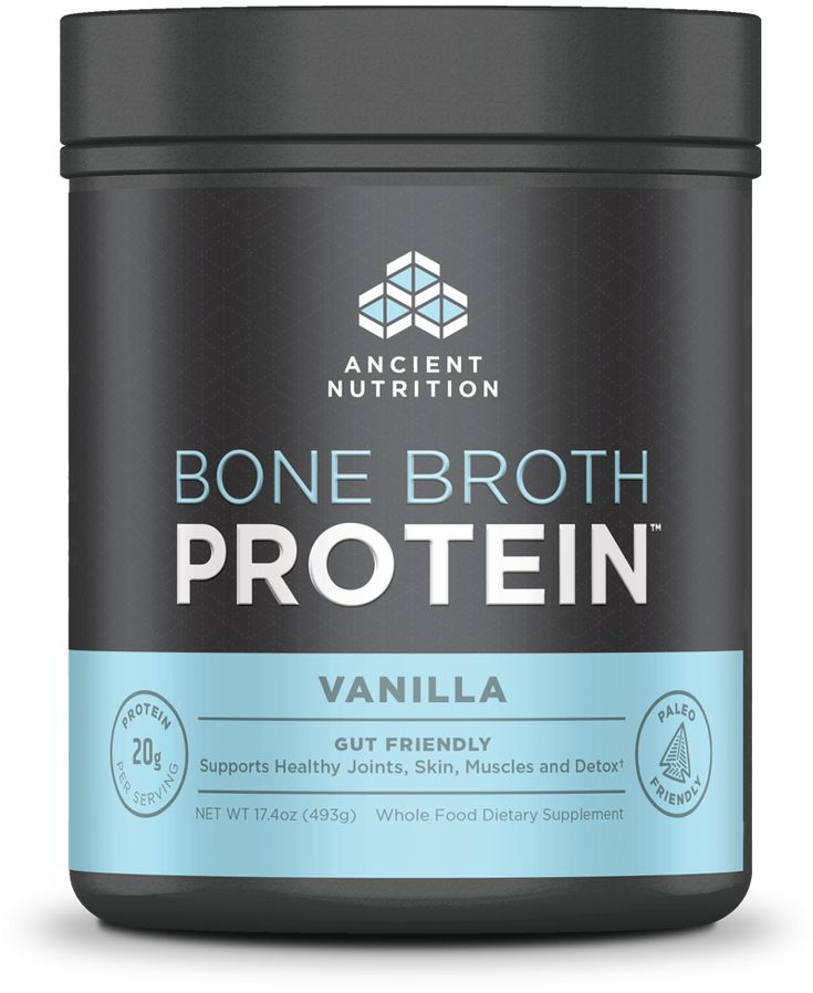 Ancient Nutrition | Home of Bone Broth Protein™