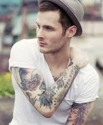 Wonderful Sleeve Tattoos For Boys