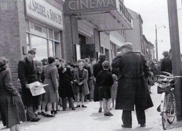 The Strand Cinema, North Strand, Dublin.