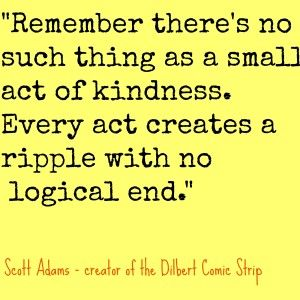 25 Small Ways to Pay It Forward – Kindness Matters!