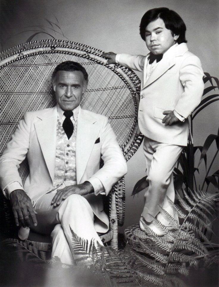 Ricardo Montalbán and Hervé Villechaize - Fantasy Island(1978)