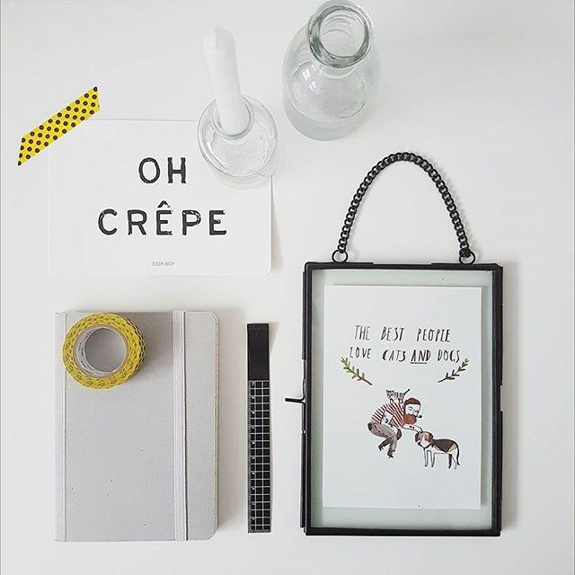 {Oh crêpe} it's monday!