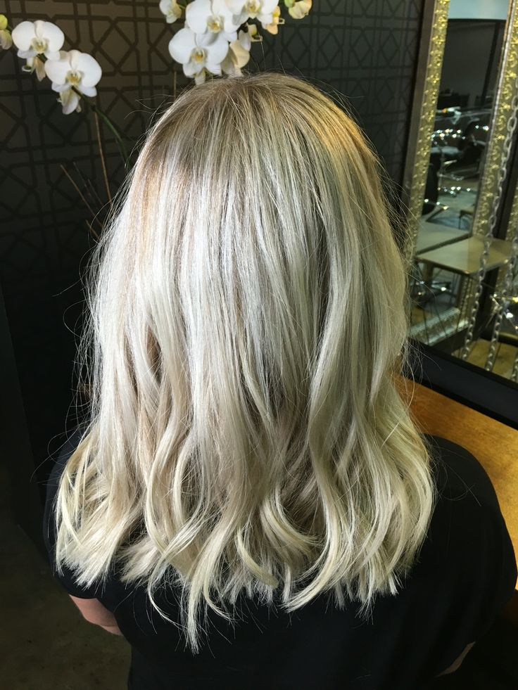 Colour by Jasmine cut and style by Johnny