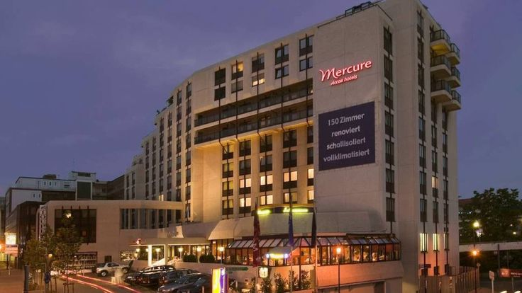 Mercure Hotel #Saarbruecken #City - Hotel in #Saarbruecken, #Germany  #Saarland This 4-star hotel in central #Saarbruecken offers modern rooms and a restaurant with terrace. It is beside the congress centre and the River #Saar, a 5-minute walk from #Saarbruecken Main Station. More pictures and reviews here:   FR: L-hôtel 4 etoiles Mercure Hotel #Saarbruecken #City se situe dans le centre-ville de http://saar.city/?p=30711