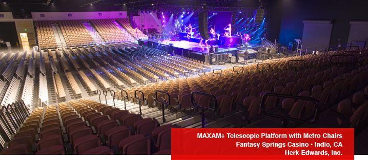 Fantasy Springs Casino Indio Ca Stadium Seating