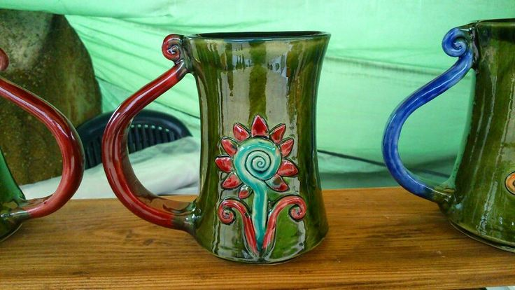 Bögrék/mugs #ceramics