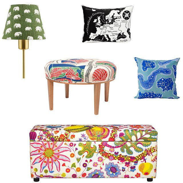 Not all Scandinavian design is simple–see how to get the best colorful home accessories