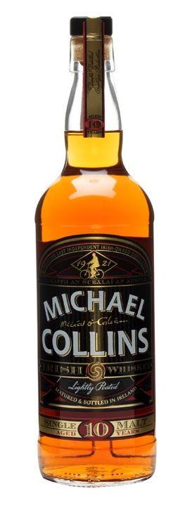 michael collins irish whiskey - 273×720