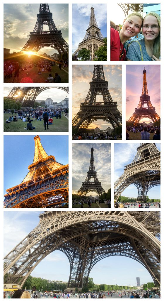 The Eiffel Tower: The Perfect 3 Days in Paris