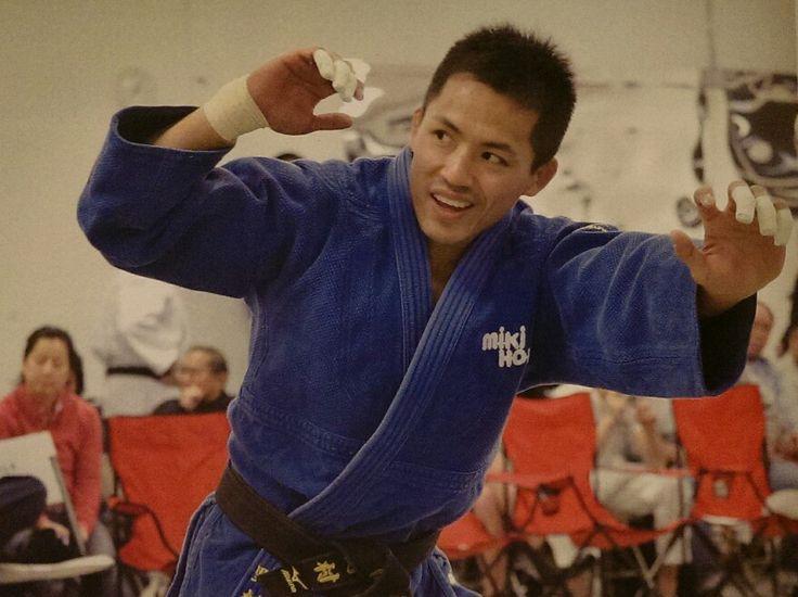 Tadahiro Nomura 3x Olympic Champion - Atlanta 1996, Sydney 2000, Athens 2004