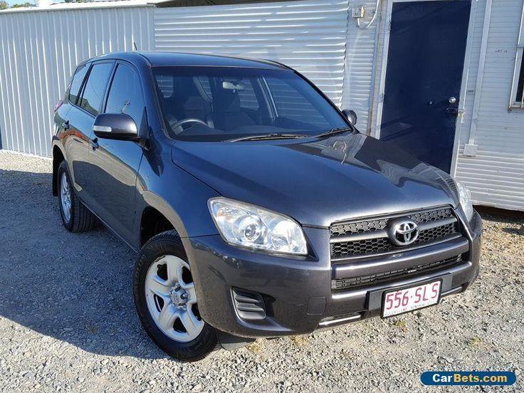 2009 Toyota RAV4 SUV 4x4 Manual #toyota #rav4 #forsale #australia