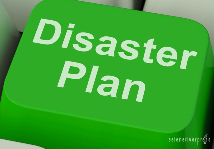 Disaster plan: Hard Times Are a Comin!