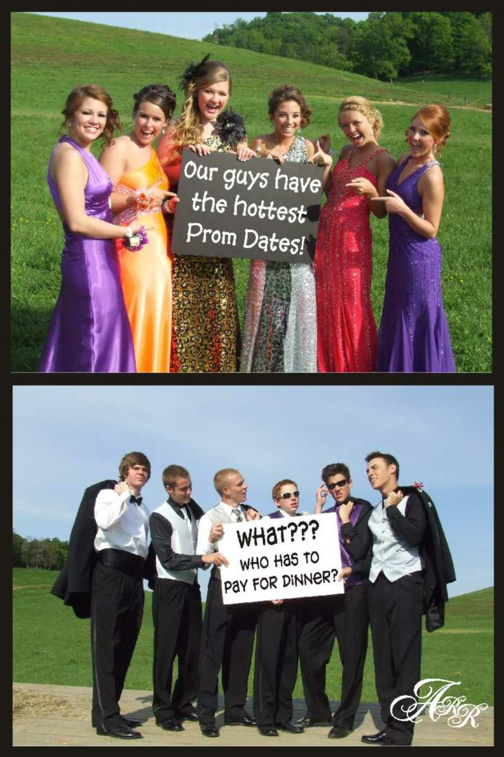 PROM PROPS & POSES
