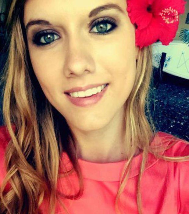 Miss Nouvelle-Calédonie - Andréa Lux