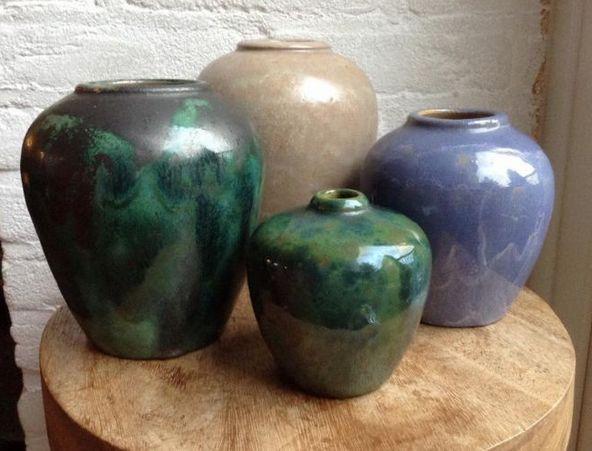 Pieter Groeneveldt vases