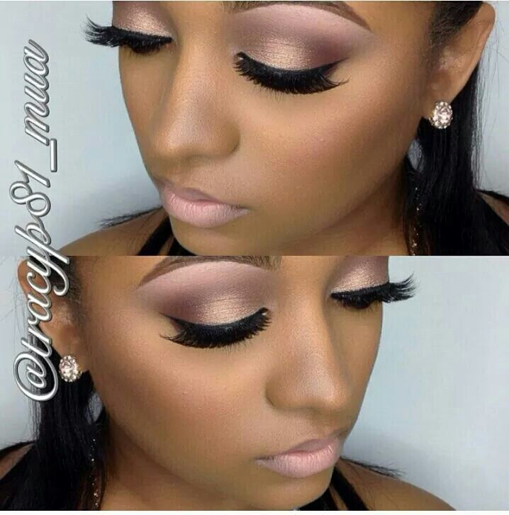 25+ Best Ideas About Brown Skin Makeup On Pinterest | Makeup For Brown Skin Makeup For Black ...