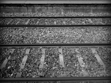 "Saatchi Art Artist Melanie Graham; Photography, ""off the rails"" #art"
