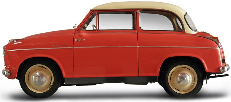 1958 Lloyd TS Alexander
